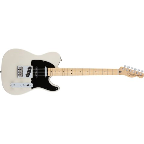 Deluxe Nashville Telecaster, Maple Fingerboard, White Blonde