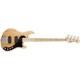 Fender Deluxe Dimension Bass, Maple Fingerboard, Natural