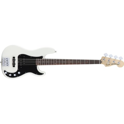 Deluxe Active P Bass Special, Rosewood Fingerboard, Olympic White