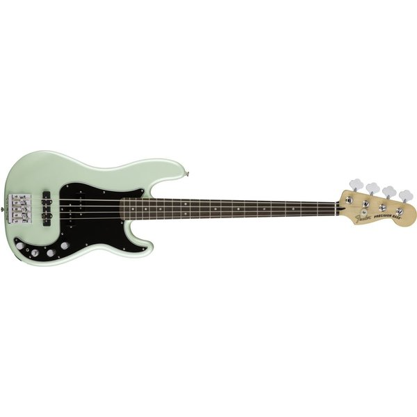 Fender Deluxe Active P Bass Special, Rosewood Fingerboard, Surf Pearl