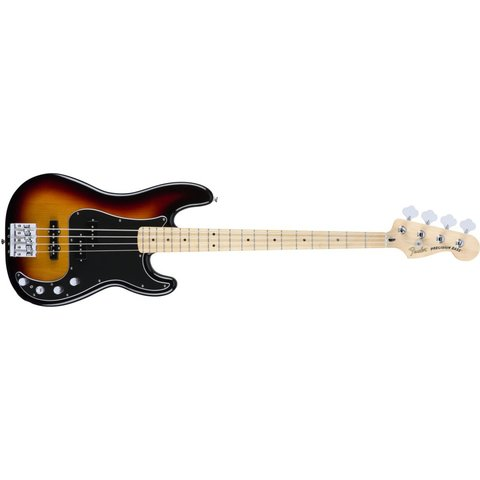 Deluxe Active P Bass Special, Maple Fingerboard, 3 Color Sunburst