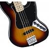 Deluxe Active Jazz Bass, Maple Fingerboard, 3 Color Sunburst