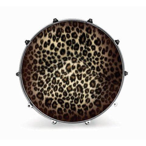 "Evans 24"" Fabric Leopard 1"