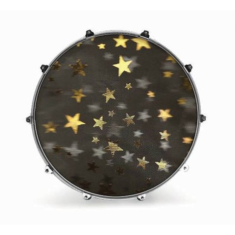 "Evans 22"" Fabric Stars"