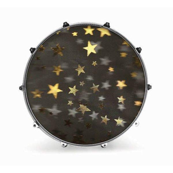 "Evans Evans 24"" Fabric Stars"