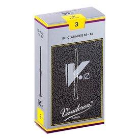 Vandoren Vandoren Bb Clarinet V.12 Reeds, Box of 10