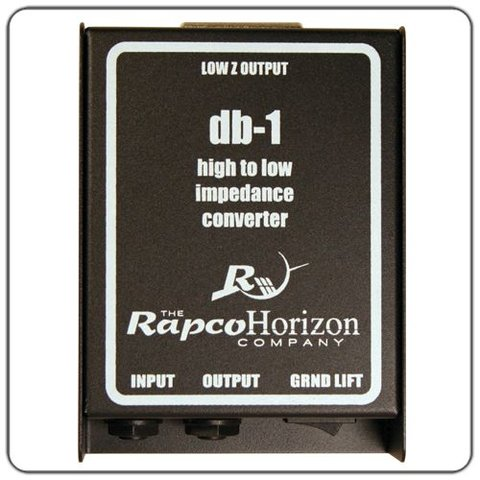 Rapco DB-1 DB1 Direct Box