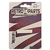 Retro Parts RP466 12-String Bone Nut