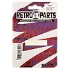 "Retro Parts RP456 Bone Nut Blank, 1 7/8"" (L) x 7/16"" (H) x 3/16"" (W)"