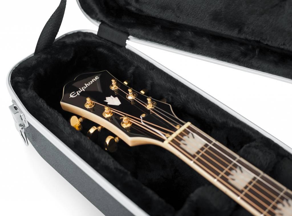 Gator Gator Gc Jumbo Jumbo Acoustic Guitar Case Melody