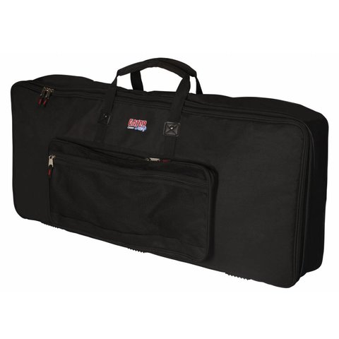 Gator GKB-61 SLIM Slim 61 Note Keyboard Gig Bag