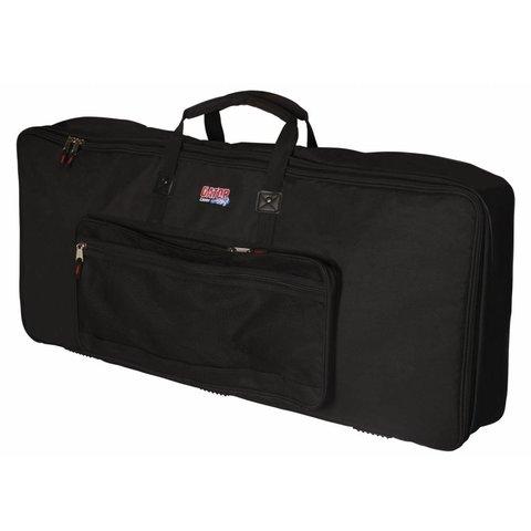 Gator GKB-88 SLXL 88 Note Keyboard Gig Bag; Slim Extra Long Design