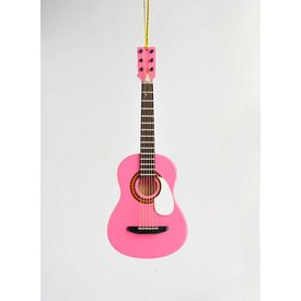 Music Treasures Co. Pink String Guitar