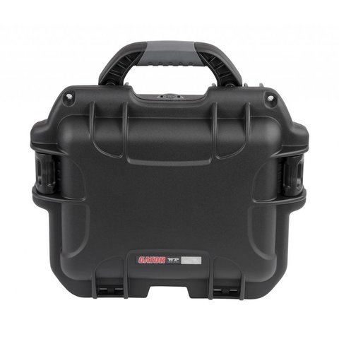 Gator GM-06-MIC-WP Waterproof mic case-6 mics