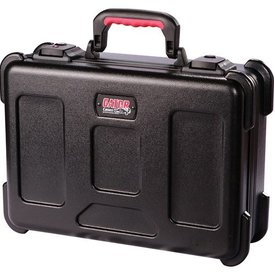 Gator Gator GM-6W-TSA ATA Molded Case for 6 Wireless Mics; TSA Latches