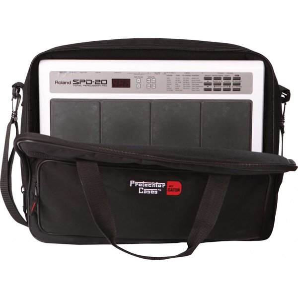 "Gator Gator GP-1814-PC Percussion Controller Bag; 18"" x 14"