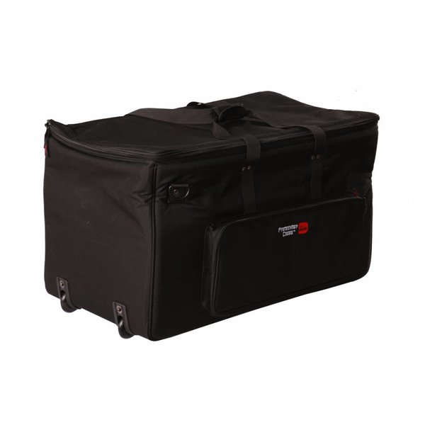 Gator Gator GP-EKIT3616-BW Large Electronic Drum Kit Bag with wheels