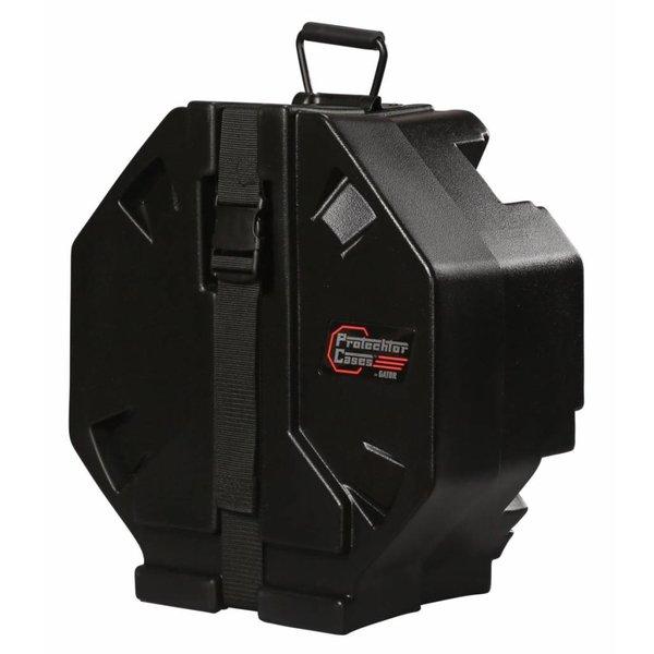 "Gator Gator GP-EVOL13/1405SD Evolution Snare Case; 13-14""x5"