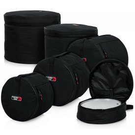 "Gator Gator GP-FUSN-100-14T 5-Piece Fusion Set Bags; 14"" Tom"