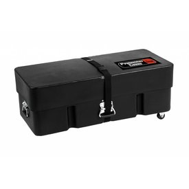 """Gator Gator GP-PC304W Accessory Case; Compact - 36""""x16""""x12"""" w/ 2 wheels"""