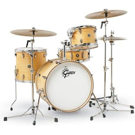 Gretsch Drums Gretsch CT1-J484-SN Catalina Club 4-Pc Shell Pack Satin Natural