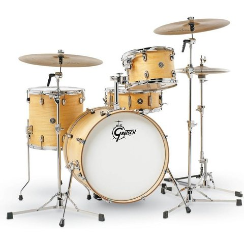 Gretsch CT1-J484-SN Catalina Club 4-Pc Shell Pack Satin Natural