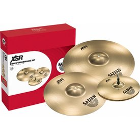 Sabian Sabian XSR5009B XSR ROCK PERforMANCE SET