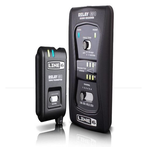 Line 6 [99-123-0205] Relay G30 Digital Wireless Guitar System