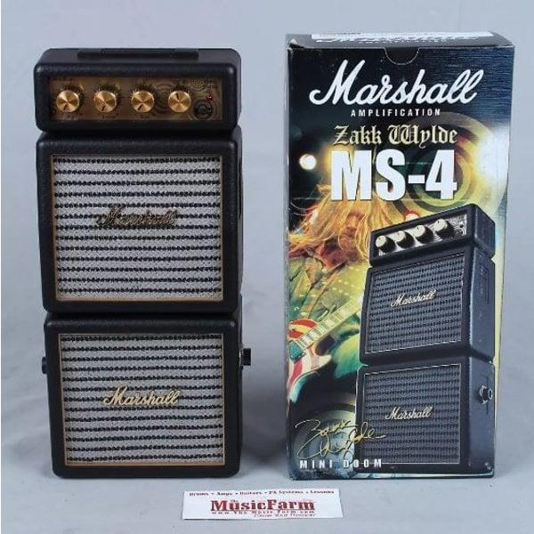 Marshall Marshall MS-4Z Zakk Wylde Micro Stack