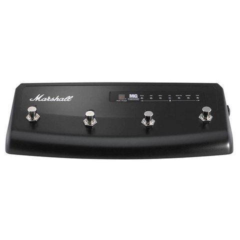 Marshall MG4 Series Guitar Footcontroller For MG Series Combo Amps
