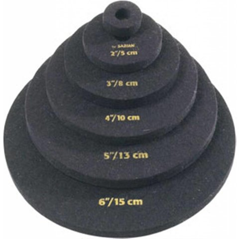 Sabian SHAPERS Cymbal Sound Shapers 6-Pack