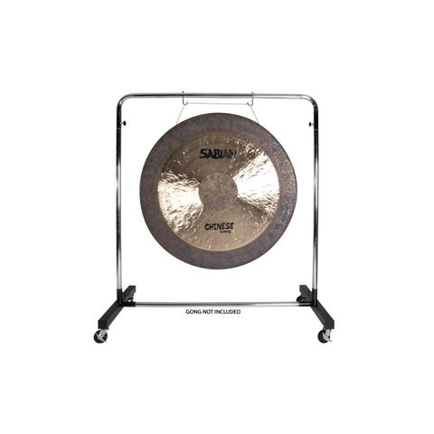 Sabian SD40GS Large Gong Stand w/ Wheels HOLDS UP TO 40