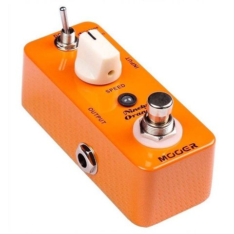 Mooer MPH1 Ninety Orange Phaser Pedal