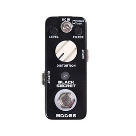 Mooer Mooer MDS1 Black Secret Distortion Pedal