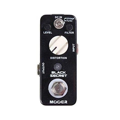 Mooer MDS1 Black Secret Distortion Pedal