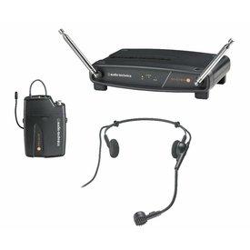 Audio Technica Audio Technica ATW-801/H-T8 VHF System 8 Headworn Wireless 171.905 MHz
