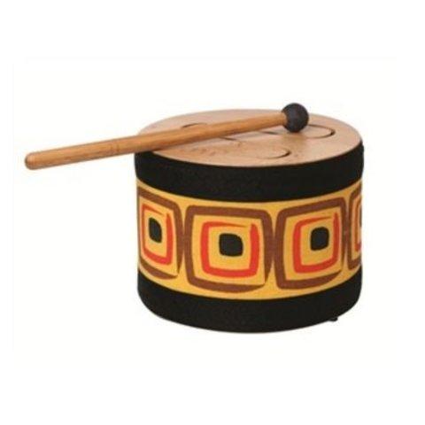 Hohner Wood Tone/Slit Drum W Mallet HO825