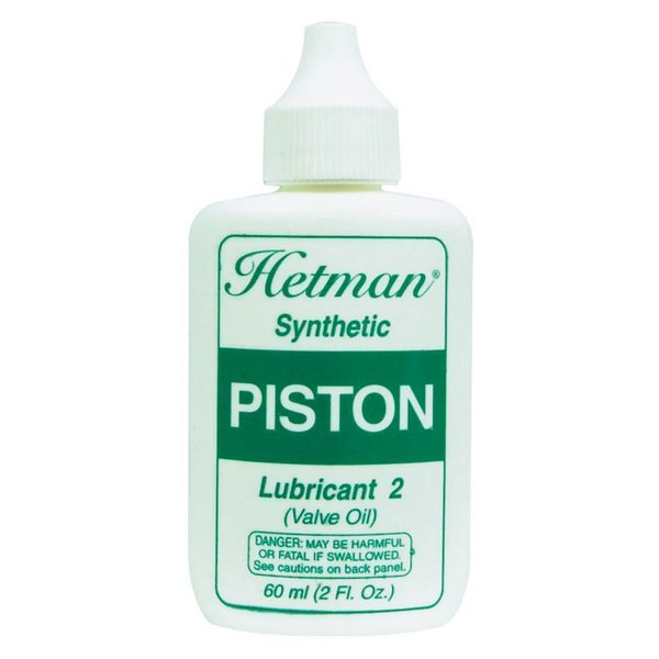 Harris Teller Hetman A14MW20 Synthetic Piston Lubricant #2, 2 Oz.