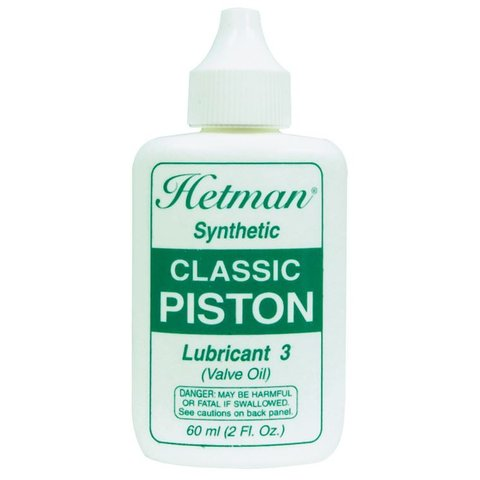 Hetman A14MW30 Synthetic Classic Piston Lubricant #3, 2 Oz.