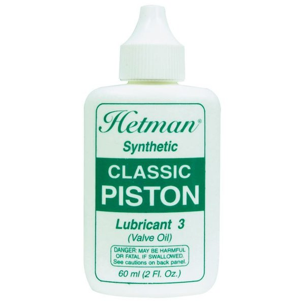 Harris Teller Hetman A14MW30 Synthetic Classic Piston Lubricant #3, 2 Oz.