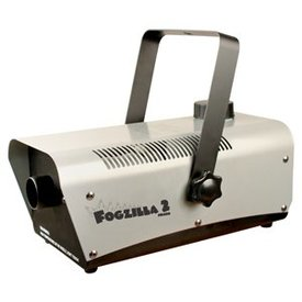 MBT Lighting MBT Lighting FM880 Fogzilla II Fog Machine
