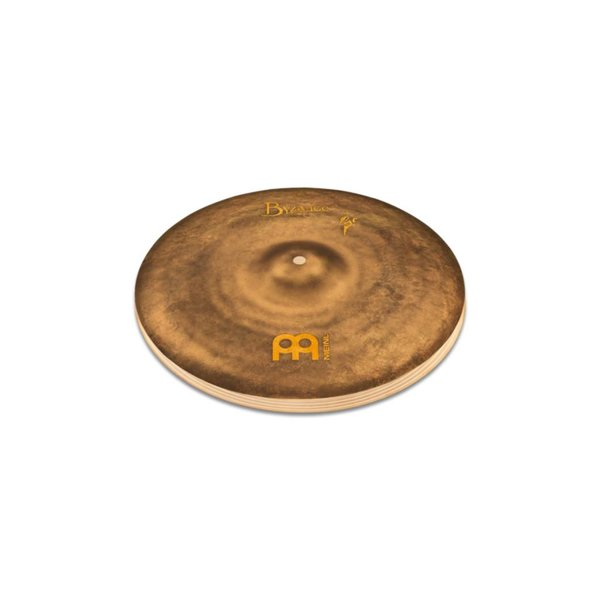 Meinl Cymbals Meinl Cymbals Byzance 14'' Vintage Sand Hats, Benny Greb Signature Hats