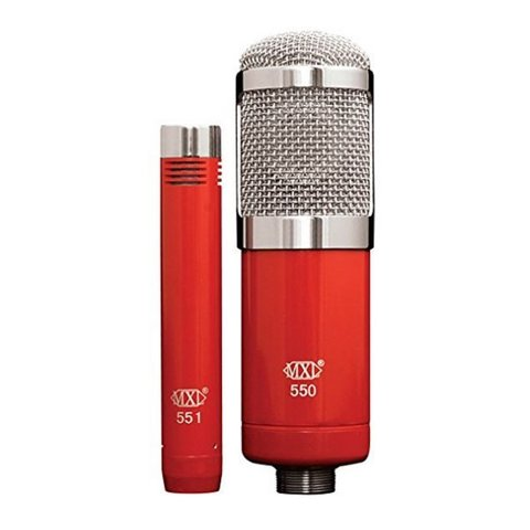 MXL 550/551 Microphone Pack