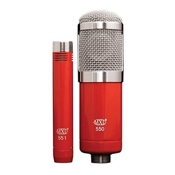 MXL MXL 550/551 Microphone Pack