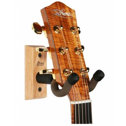 String Swing CC01K Hardwood Home and Studio Guitar Keeper