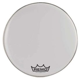 Remo Remo Emperor Smooth White Marching Band Bass Drumhead 24""