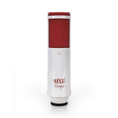 MXL USB Microphone with Headphone Jack MXL Tempo WR