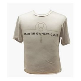 Martin Martin Owners Club T-Shirt, White