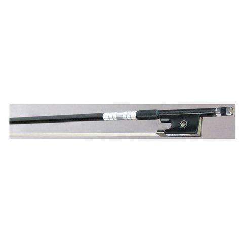 Core 200 Viola Series Black Woven Carbon Fiber Viola 4/4 Bow
