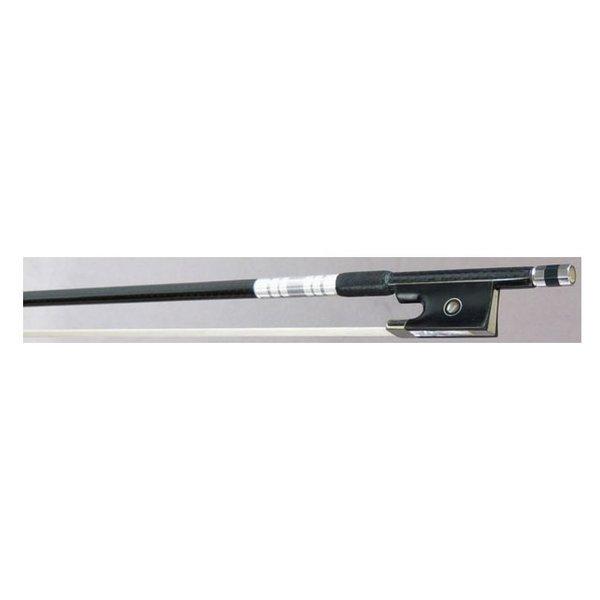 Howard Core Core 200 Viola Series Black Woven Carbon Fiber Viola 4/4 Bow